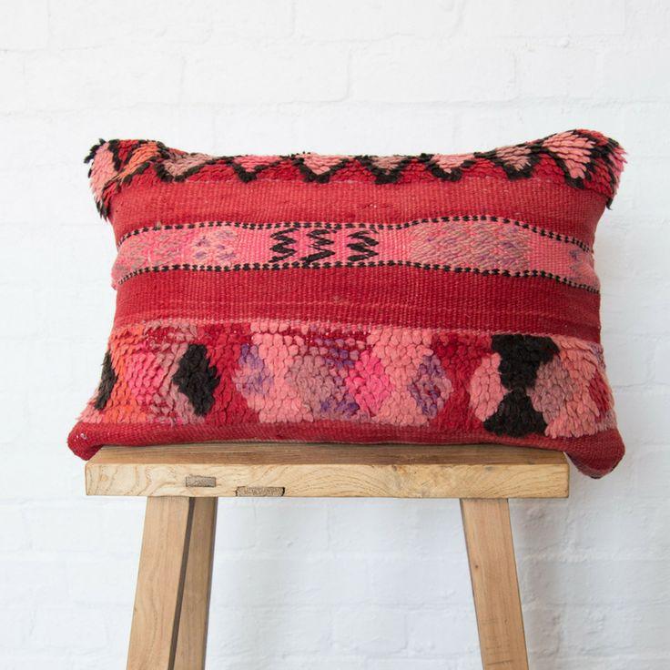 BOOM TOWN Boujad cushion