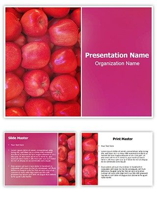 Make great-looking PowerPoint presentation with our Apple free powerpoint template. Download Apple free editable powerpoint template now as you can use this Apple free ppt template freely as sample. This Apple free powerpoint theme is royalty free and could be used as themes and backgrounds for Apple, food, vegetarian, delicious, agriculture, diet and such topics.