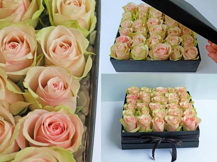 Sehe dir das Foto von ElsaR mit dem Titel Rosen für besondere Menschen (DIY Geschenk) und andere inspirierende Bilder auf Spaaz.de an.