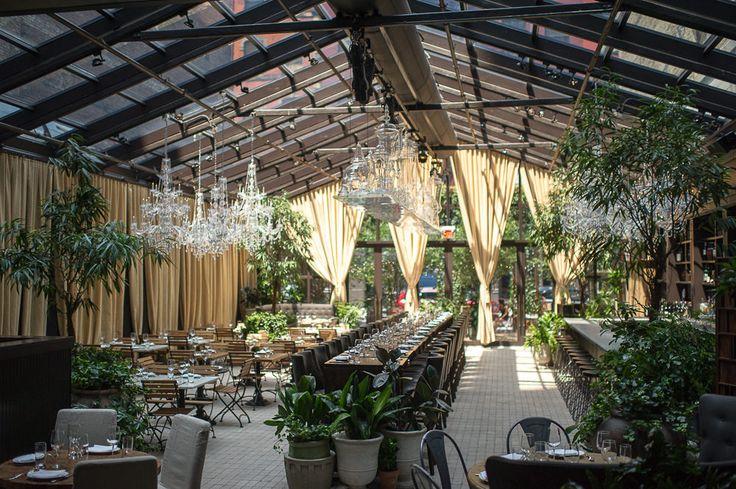 Isola Trattoria in the Mondrian Soho, Opening Tonight - Eater Inside - Eater NY
