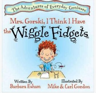 Great book for kids with #ADHD