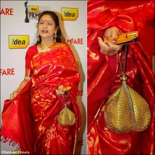 Sparkling Fashion: Celebs carrying potli bags