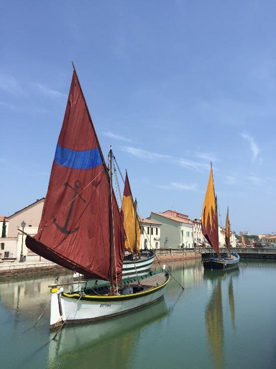 Porto Canale - Cesenatico