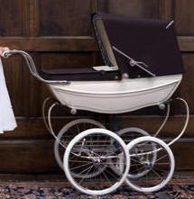 Doll Baby Carriages, Buggies and Strollers