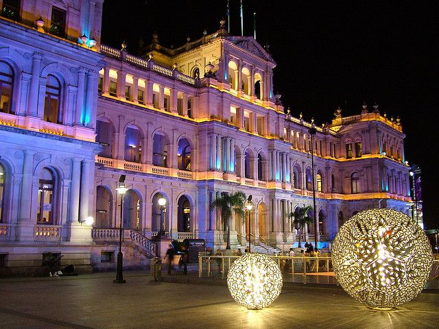 The Treasury, Brisbane, Australia