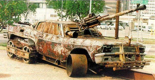 Les 10 meilleurs véhicules pour survivre à un apocalypse zombie