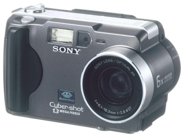 Sony DSC-S30