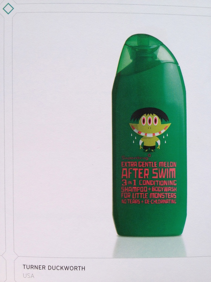 packaging, kids shampoo, monsters: Fhb Inspiration, Empaques Productos, Work Inspiration
