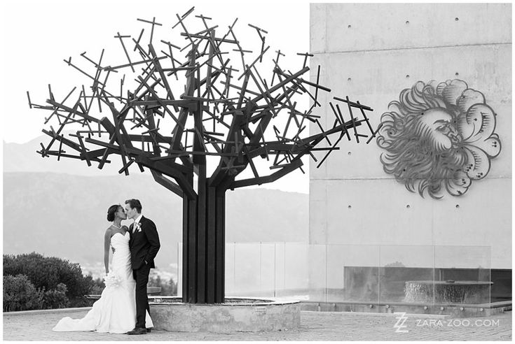 Waterkloof Estate in Somersert West is one of our top #wedding #venues in #CapeTown.  It has the most amazing view over False Bay and the Drakenstain Mountains.  See more of this wedding at http://www.zara-zoo.com/blog/cape-town-destination-wedding/