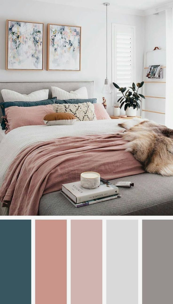 7 Home Decor Ideas in 2020 Best bedroom colors