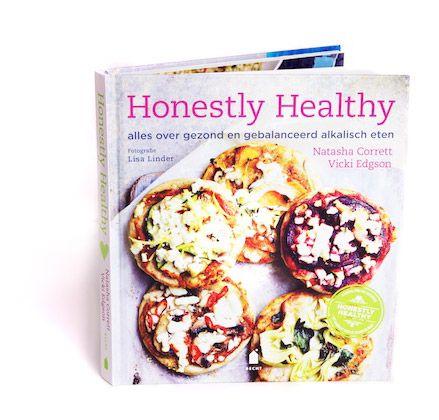 Honestly Healthy - alles over gezond en gebalanceerd alkalisch eten