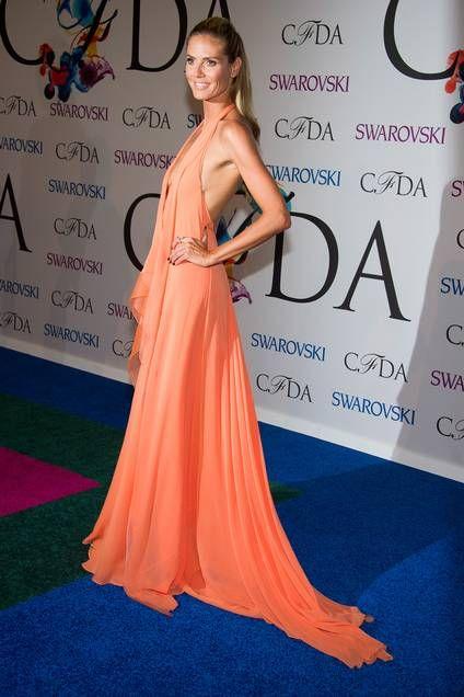 De var vackrast på CFDA Fashion awards | Fashion News | The You Way | Aftonbladet Heidi Klum