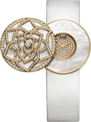 """Piaget says, """"This piece cannot be purchased online, but our Concierge will be happy to assist you.""""  I'm sure they would answer my call on the first ring! $70K!  ;)"""