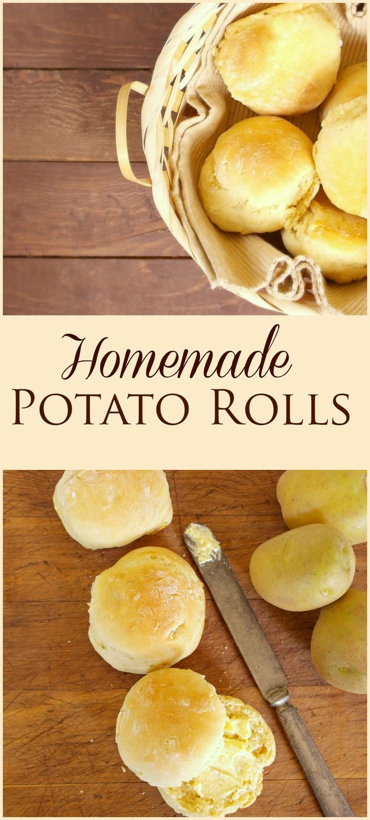 Potato rolls are a favorite at every family gathering. They are delicious and perfect additions to any holiday meal, or just alongside a Sunday dinner. - Teaspoon Of Goodness