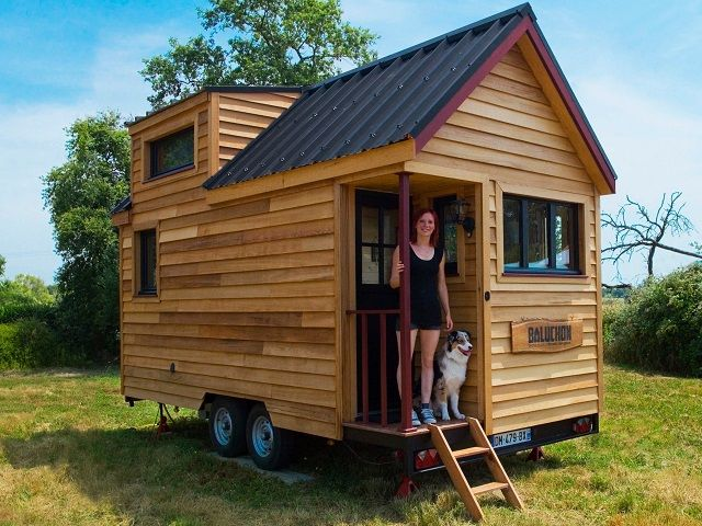 17 migliori idee su case mobili su pinterest for Migliori case prefabbricate