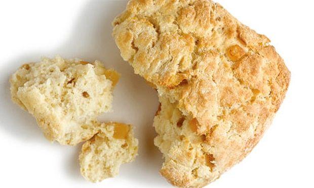 Ginger beer scone