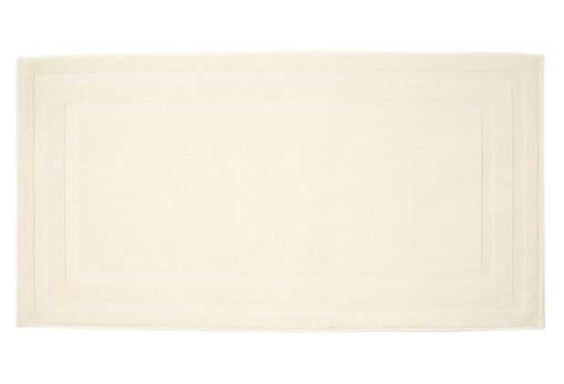 Lanes Bath Mat, Cream on OneKingsLane.com