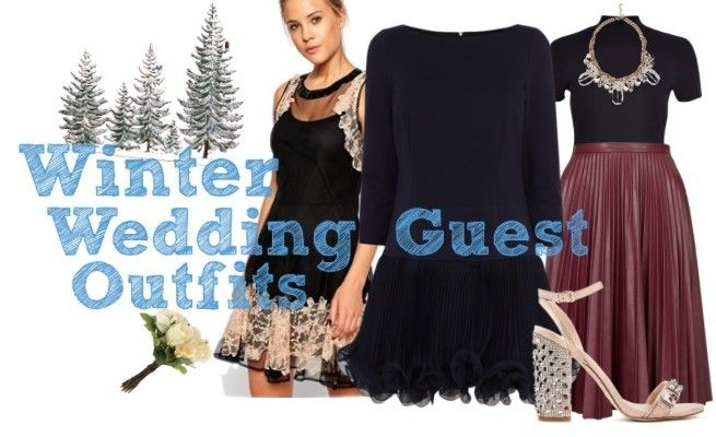 Winter Wedding Guest Outfits! - Fashion & Beauty Blog - Pippa O'Connor
