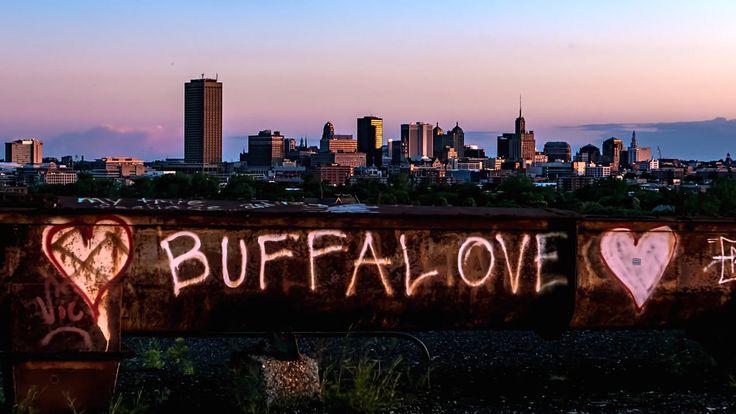 Spanning Time: A Buffalo Time Lapse Film 4k on Vimeo