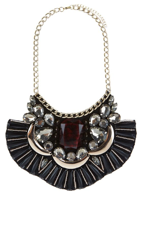 Primark AW13 Collection: Gothic Necklace