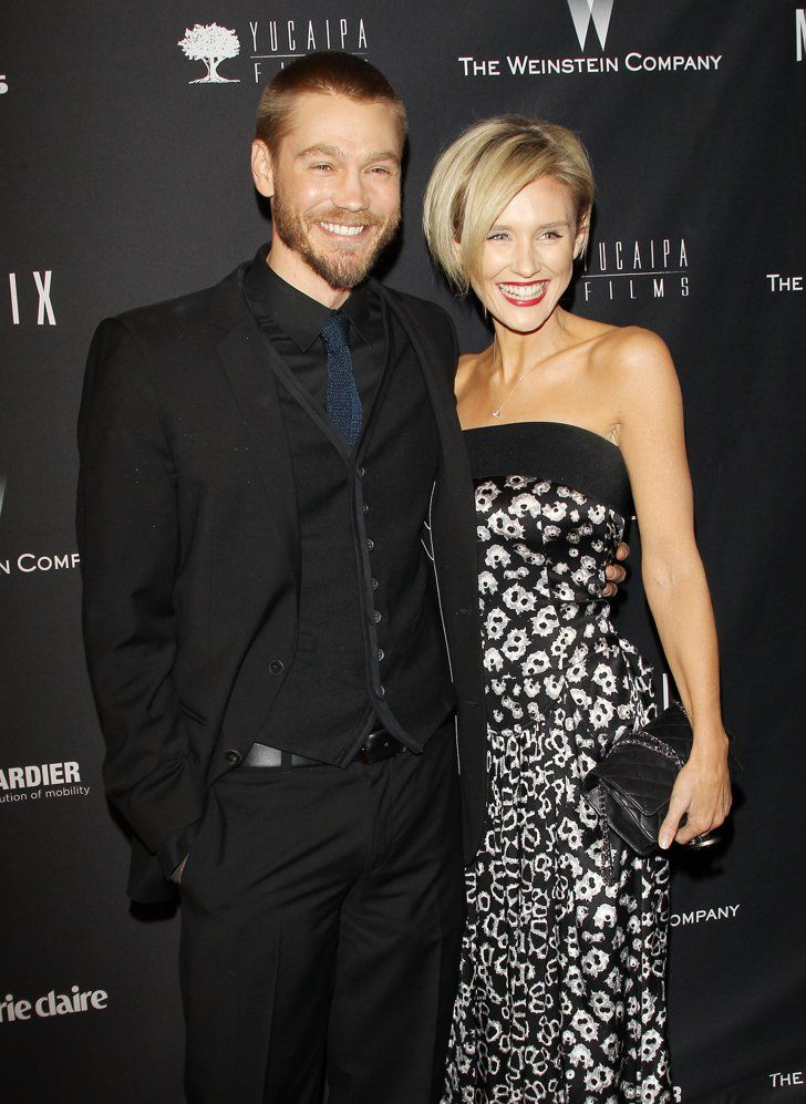 Pin for Later: 18 Actors Who Couldn't Seem to Stop Dating Their Costars Chad bounced back shortly after his breakup and started dating Nicky Whelan, who he met in 2013 while filming Left Behind.