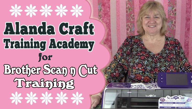 Brother Scan n Cut Training Academy is Now Open
