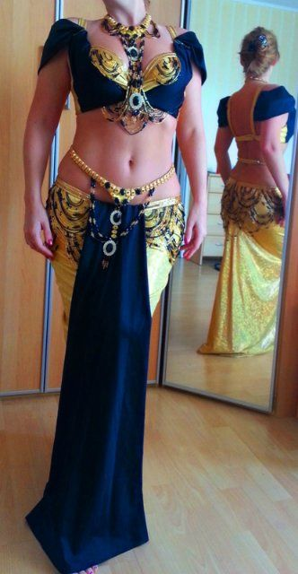 Костюм Клеопатры - Страница 10 - Форум танца живота