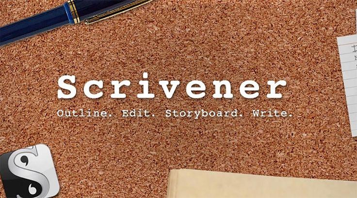 Scrivener Giveaways
