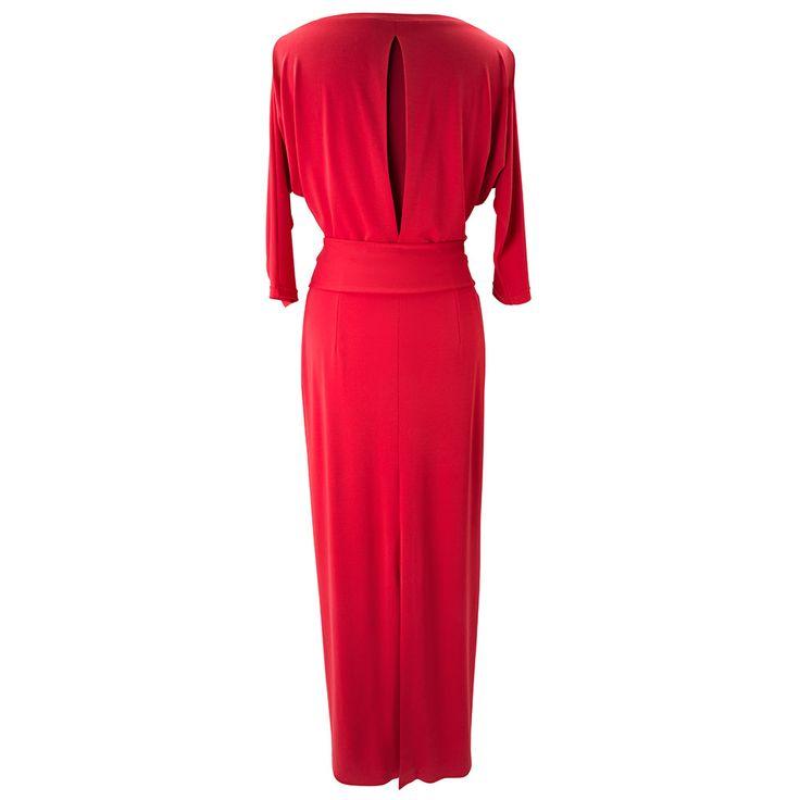 Vestido rojo, Jesús De la Ossa.
