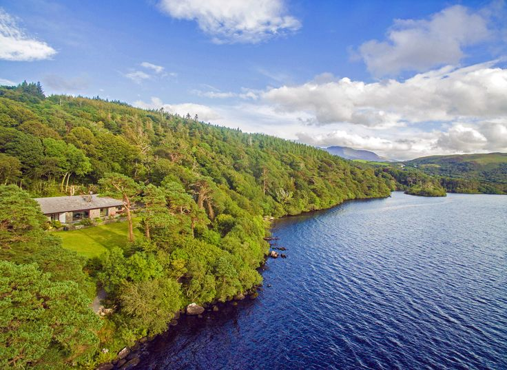 View of Caragh Lake House