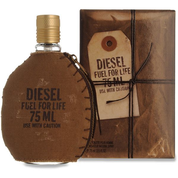 Diesel FUEL FOR LIFE MAN 75ML Fuel For Life ($68) ❤ liked on Polyvore featuring men's fashion, men's grooming, men's fragrance, fragrances, fuel for life, generic and men