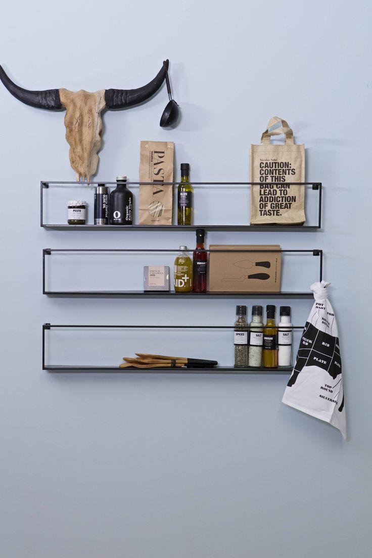 Wandplank | Wall shelf Meert by WOOOD #woood #wandplank #wallshelf