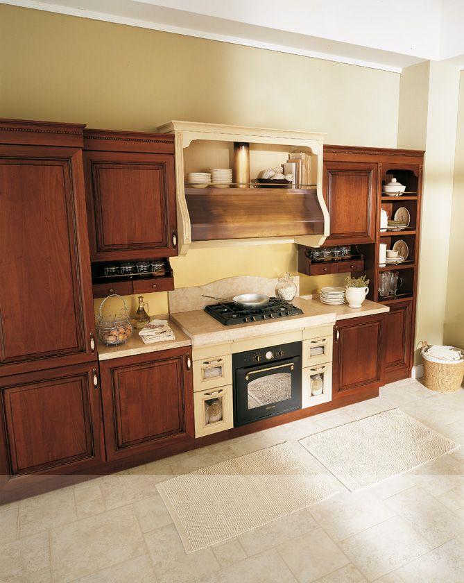 Modern Classic Kitchen Design: 12 Best Cucina Classica Meridiana