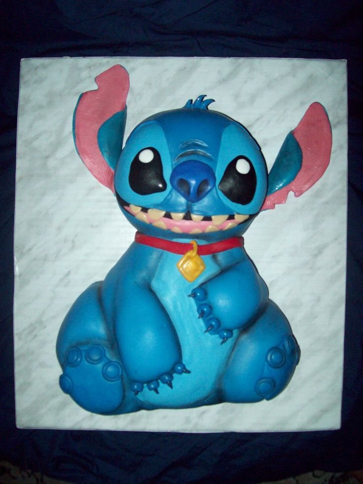 1000 Images About Stitch Cakes On Pinterest Stitch Cake