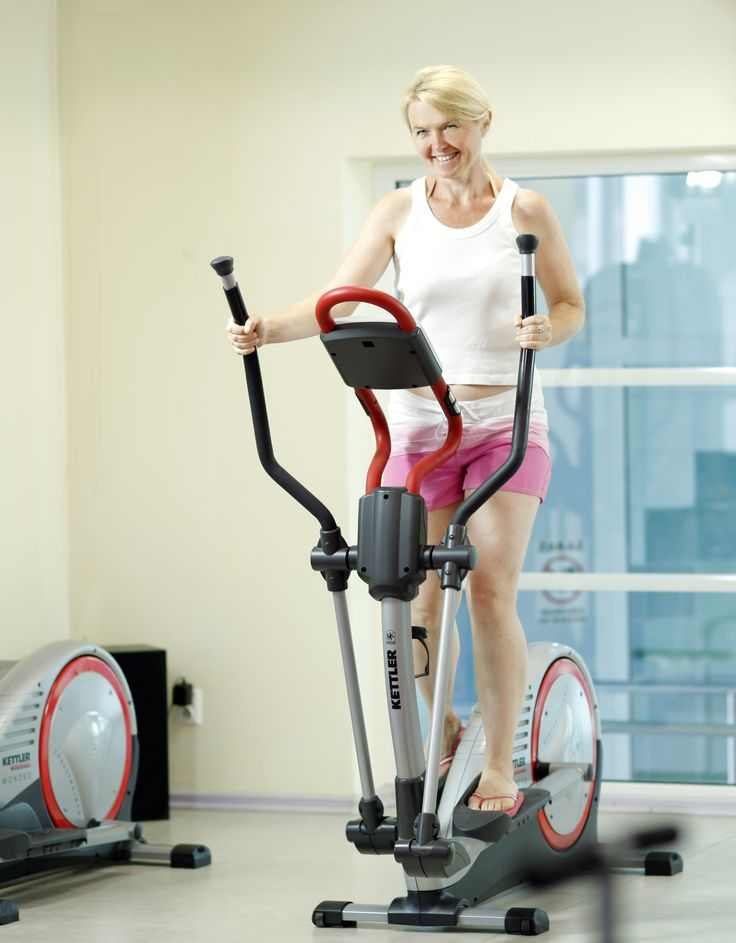 Ćwiczenia na rowerze treningowym po zabiegu krioterapii. #krioterapia, #cold, #health #cryotherapy