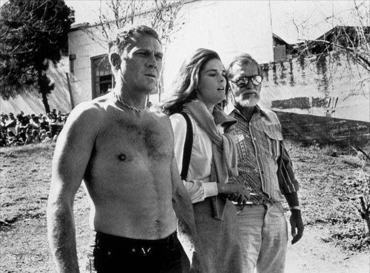 Guet-apens - Sam Peckinpah - Steve MC Queen - Ali MacGraw