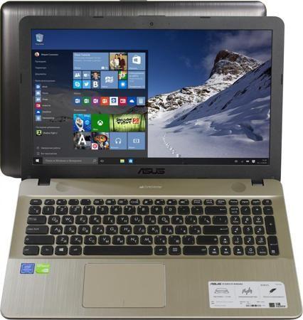 """ASUS ASUS X541SC-XXO34T (Intel Pentium N3710 1600 Mhz/15.6""""/1366x768/4096Mb/500Gb HDD/DVD нет/NVIDIA GeForce 810M/WIFI/Windows 10 Home)  — 23490 руб. —  Ноутбук ASUS X541SC – компактная и легкая модель, которая отлично справляется с профессиональными, бытовыми и учебными задачами благодаря применению современной технической платформы. Мультимедийные возможности. Дисплей устройства создан с применением технологии Tru2Life Video, которая делает изображение максимально реалистичным за счет…"""