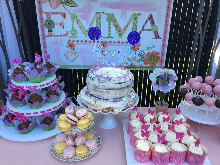 Emma`s 6th Birthday | CatchMyParty.com