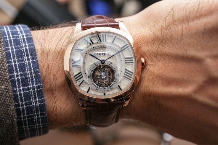 Cartier Drive De Cartier Watch Hands-On Hands-On | juwelier-haeger.de