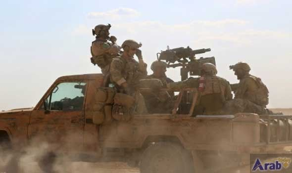 'Groundwork' being laid for 'isolation' of Raqa
