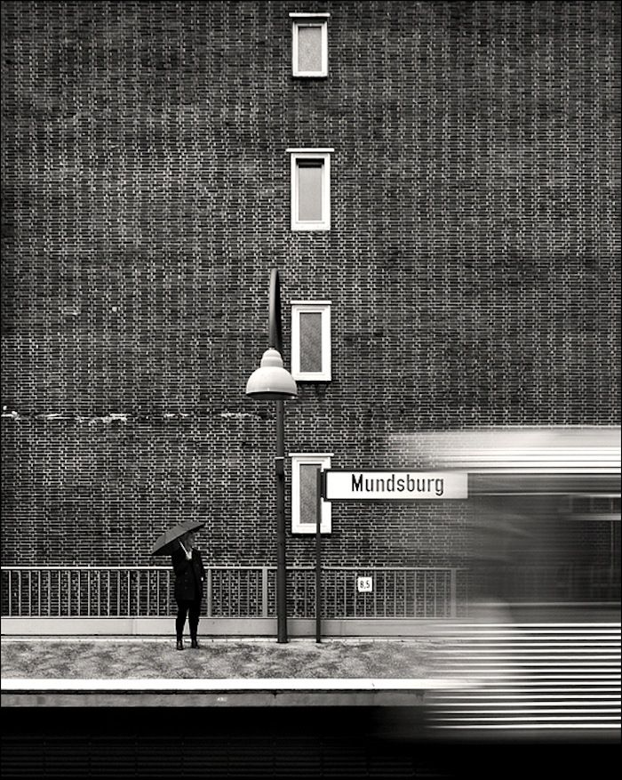 Great black and white photography by Kai Ziehl, a photographer fromHamburg, Germany.