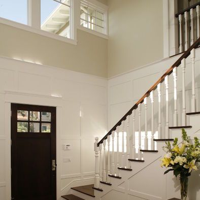 54 best images about new house craftsman on pinterest for 2 story foyer decorating pictures