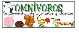 Resultado de imagen de animales carnivoros para niños de preescolar