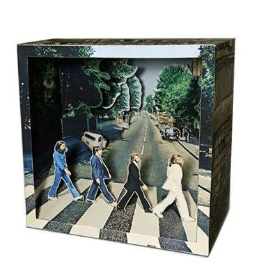Abbey Road Tatebanko Paper Dioramas