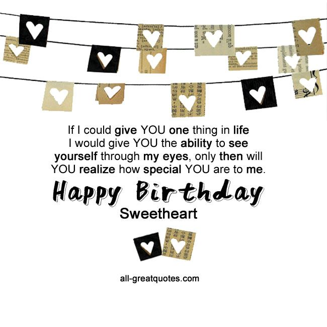 25+ Best Wife Birthday Quotes On Pinterest