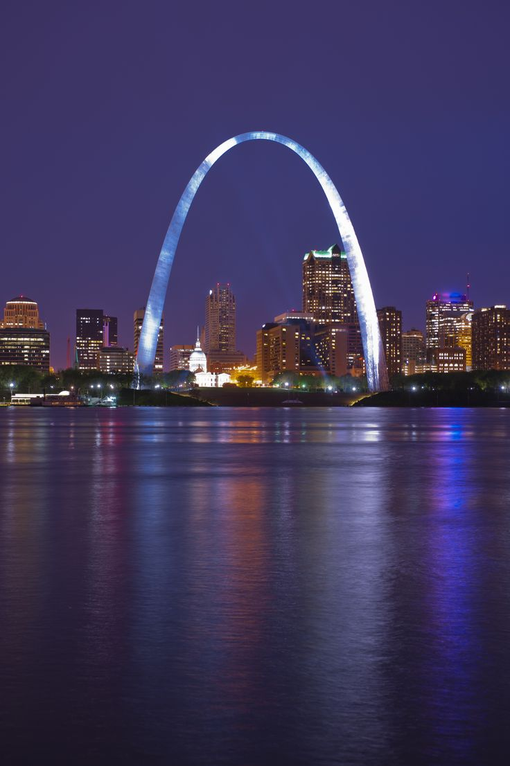 Have an offbeat vacation in St. Louis, Missouri with these 5 weird places.