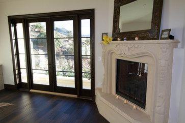 Calabasas Tuscan Villa - traditional - bedroom - los angeles - Kasis Construction Inc., Windsor Windows and Doors.