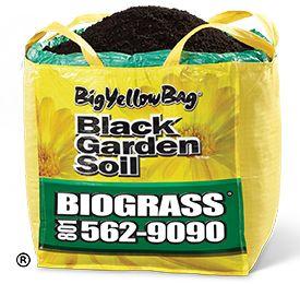 Garden Soil, TopSoil Delivery | BioGrass