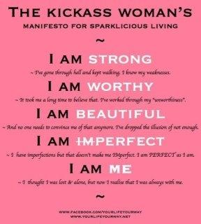 Kickass Woman