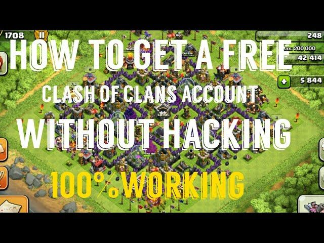 Free Clash Of Clans Account Get Free Coc Townhall 13 Accounts Clash Of Clans Hack Clash Of Clans Account Clash Of Clans